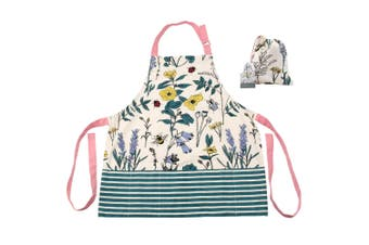 Thistle & Thorn Gardeners Apron (Multicoloured) (One Size)