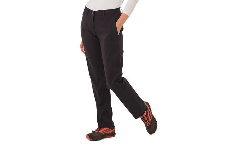 Craghoppers Womens/Ladies Kiwi Pro Trousers (Dark Navy) (20R UK)