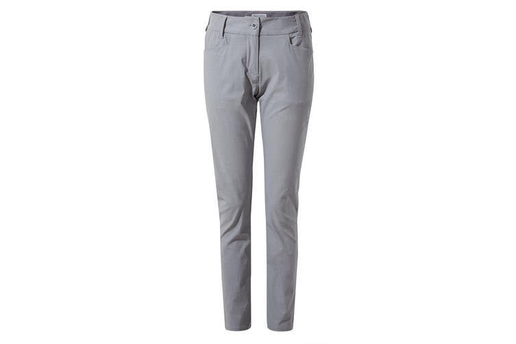 Craghoppers Womens/Ladies NosiLife Clara II Trousers (Cloud Grey) (20S UK)