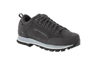 Craghoppers Womens/Ladies Jacara Suede Shoes (Dark Grey) (4 UK)