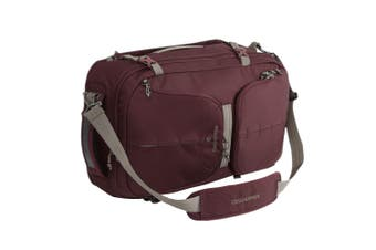 Craghoppers 40L Hybrd Holdall (Brick Red) (One Size)