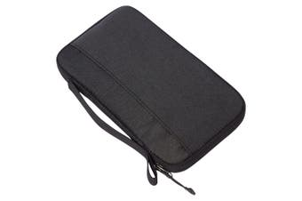 Craghoppers Travel Wallet (Black) (One Size)