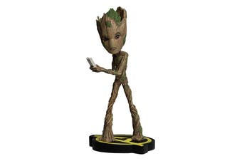 Avengers: Infinity War Groot Head Knocker (Brown) (One Size)