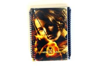 Hunger Games Girl On Fire Mini Notebooks (Pack Of 2) (Black/Orange) (One Size)