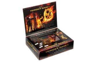 Hunger Games Girl On Fire Story Kit Design Magnet Set (Black/Orange) (One size)