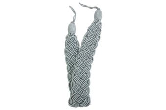 Handmade Decorative Curtain Tieback (Blue) (One Size)