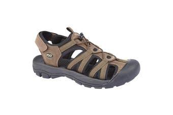PDQ Superlight Mens Sports Sandal (Brown) (12 UK)