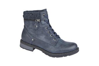 Cipriata Womens/Ladies Florenza Ankle Boot (Navy) (5 UK)