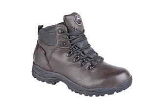 Johnscliffe Mens Typhoon Super Lightweight Hiking Boots (Brown) - UTDF564