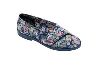GBS Wendy Slipper / Womens Slippers (BLUE) - UTFS119