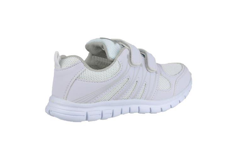 Mirak Milos Ladies Sports Shoes / Womens Trainers (White) (41 EUR)