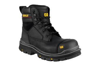 Caterpillar Gravel 6 Inch Mens Black Safety Boots (Black) - UTFS2592