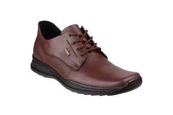 Cotswold Mens Dudley Lace Up Shoes (Brown) (9 UK)