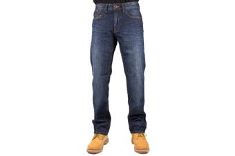 CAT Lifestyle Mens Trax Original Roth Casual Jeans (Roth)