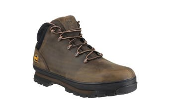 Timberland Pro Mens Splitrock Gaucho Padded Safety Boots (Brown) - UTFS4070
