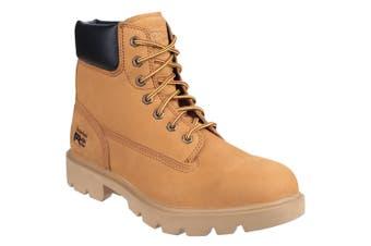 Timberland Pro Mens Sawhorse Lace Up Safety Boots (Wheat) - UTFS4073