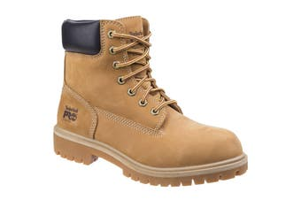 Timberland Unisex Adults Pro Direct Attach Lace Up Safety Boots (Wheat) - UTFS4874