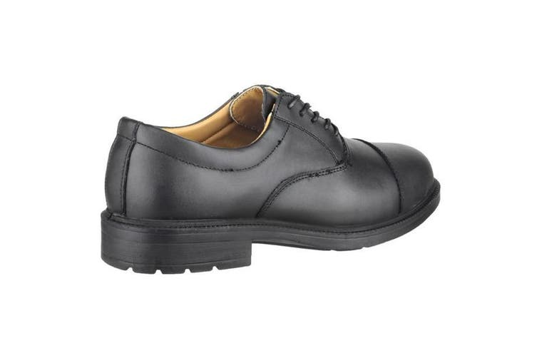 Amblers Safety Mens FS43 Antistatic Lace Up Oxford Safety Shoes (Black) (6 UK)