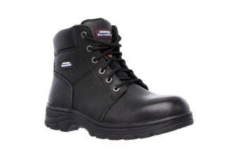 Skechers Mens Workshire Safety Boots (Black) (9 UK)