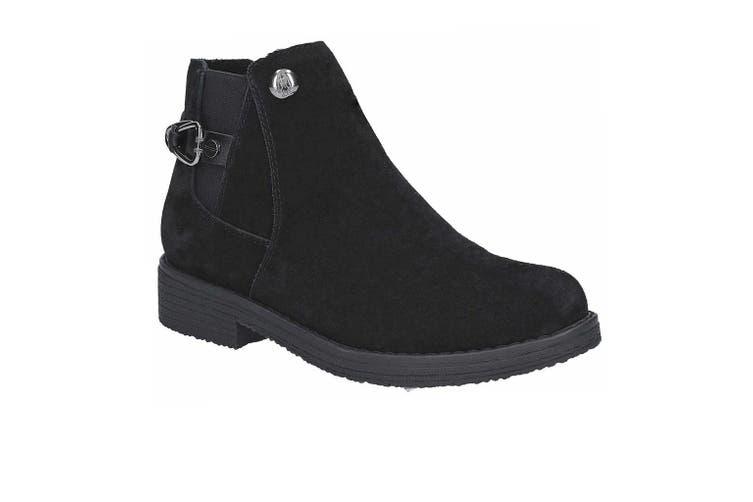 Hush Puppies Womens/Ladies Alaska Ankle Boots (Black) (4 UK)