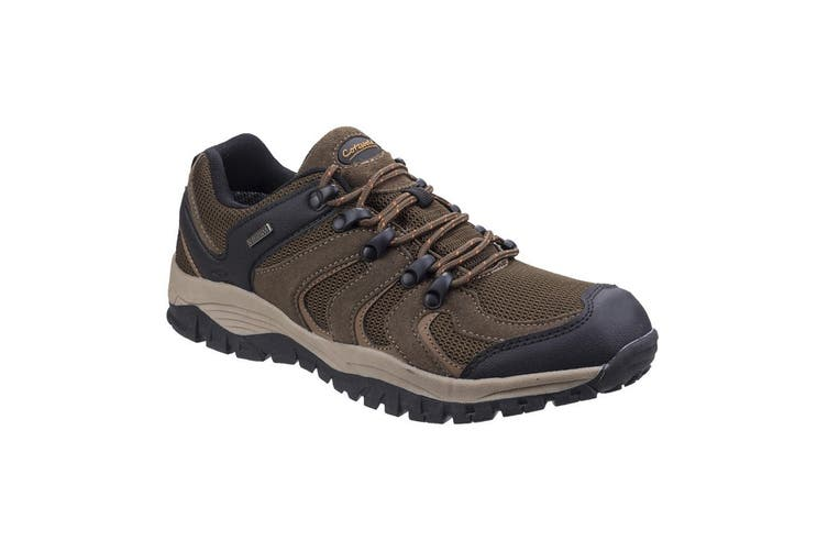 Cotswold Adults Stowell Low Hiking Shoes (Brown) (12 UK)
