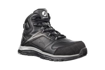 Albatros Mens Vigor Impulse Mid Safety Boots (Black) - UTFS5803