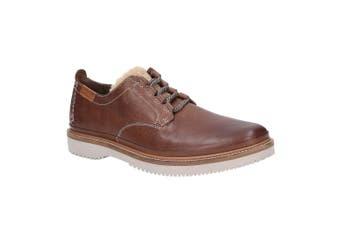 Hush Puppies Mens Bernard Convertible Oxford Shoe (Brown) (9)