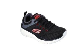 Skechers Childrens/Kids Equalizer 3.0 Trainer (Black/Grey) (13.5 Child UK)