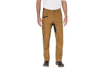 Caterpillar Mens Operator FX Panelled Trouser (Tan) (36R)