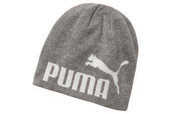 Puma Unisex Adults Big Cat Beanie Hat (Grey) (One Size)