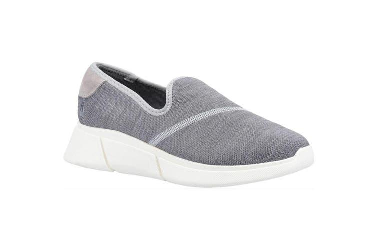 Hush Puppies Womens/Ladies Makenna Slip On Shoe (Cool Grey) (8 UK)