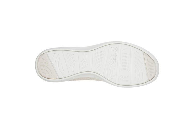 Skechers Womens/Ladies Arya Airy Days Slip On Shoe (Natural) (8 UK)