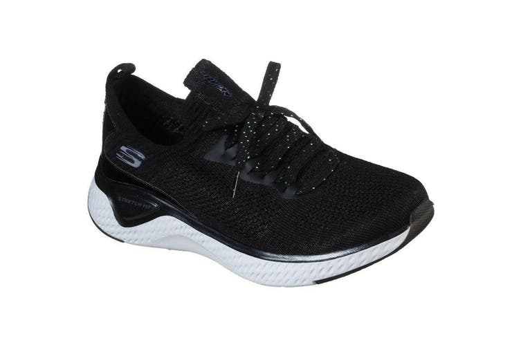 Skechers Womens/Ladies Solar Fuse Gravity Experience Trainer (Black) (6 UK)