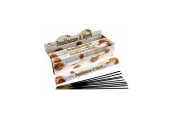 Stamford Incense Sticks (Pack Of 6) (Fi & Myrrh) (One Size)