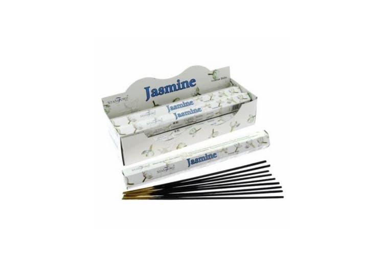 Stamford Incense Sticks (Pack Of 6) (Jasmine) (One Size)