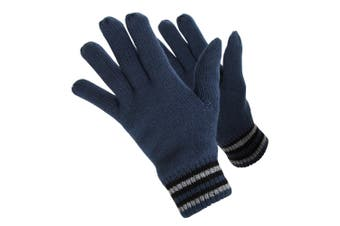 ProClimate Mens Thinsulate Gloves (Navy) (One Size)