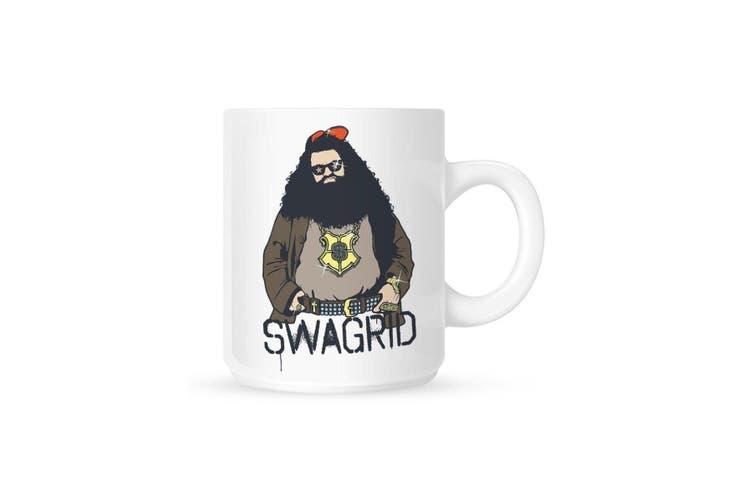 Grindstore Swagrid Mug (White) (One Size)