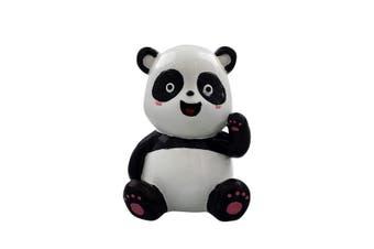 Grindstore Jolly Panda Money Box (White/Black) (One Size)