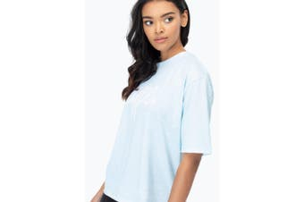 Hype Womens/Ladies Splat T-shirt (Mint) - UTHY1159