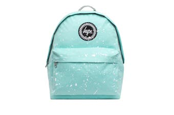 Hype Unisex Speckle Backpack (Mint/White) (One Size)