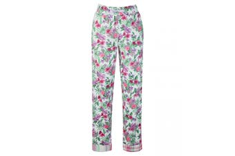 Joe Browns Womens/Ladies Floral Full Length Pyjama Bottoms (Multicoloured) - UTJB147