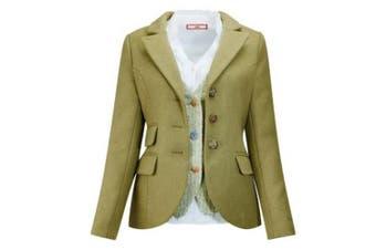 Joe Browns Womens/Ladies Something Special Blazer Jacket (Green) - UTJB150
