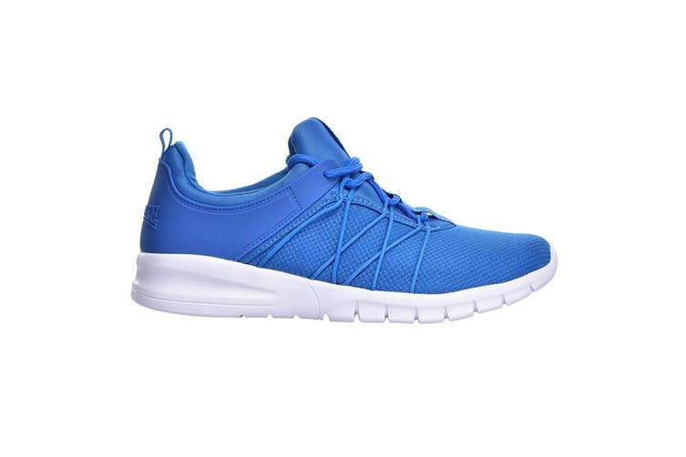 Lonsdale Mens Epic Trainers (Blue/White) (10 UK)
