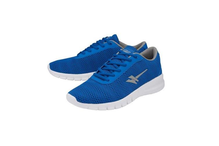 Gola Sport Mens Beta 2 Trainers (Reflex Blue/Grey) (10 UK)
