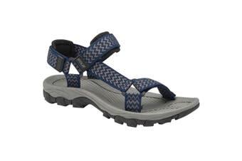 Gola Mens Blaze Hiking Sandal (Navy/Grey) (12 UK)