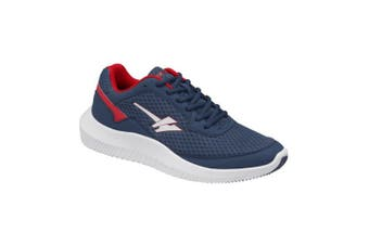 Gola Mens Wexford Trainer (Navy/Red) (13 UK)