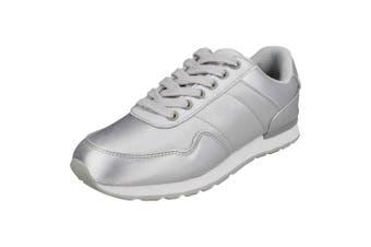 Reflex Womens/Ladies Trainers (Grey) (6 UK)