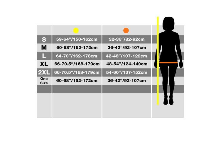 Silky Womens/Ladies Health Compression Sock (1 Pair) (Black) (XL)