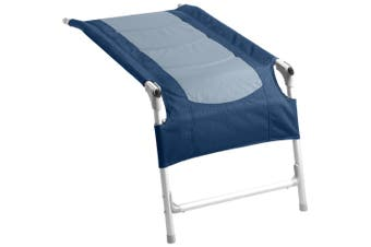 Brunner Kerry Limbo Comfort Camping Foot Rest (Two Tone Blue) (One Size)