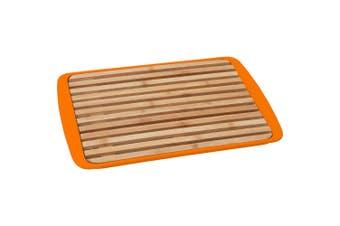 Brunner Bread Board (Orange) (36 x 24cm)